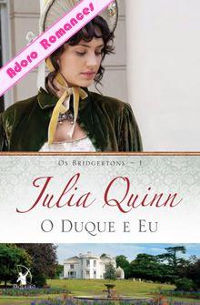 O duque e eu de Julia Quinn