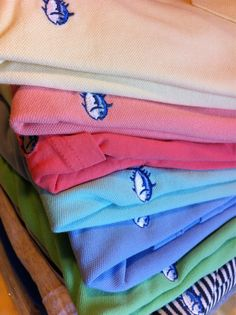 Southern Tide I fall a little for guys who wear ST and SM and VV
