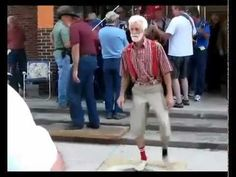 Mobitto is still ALIVE just like the ORIGINAL Cool old man dancing, Granpa Shufflin'.  Exclusive!