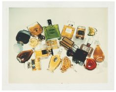 Andy Warhol, Perfume Bottles $ 5,000-7,000 © The Andy Warhol Foundation for the Visual Arts. All Rights Reserved.