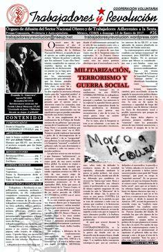 LA VOZ DEL ANÁHUAC-SEXTA X LA LIBRE: LA SEXTA TRABAJADORES: TRABAJADORES Y REVOLUCIÓN #...