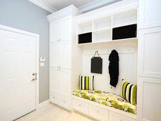 Contemporary | Entryways | DC Design House : Designer Portfolio : HGTV - Home & Garden Television