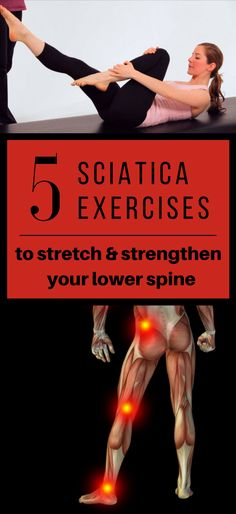 The sciatic nerve is running down from your lower spine getting to each leg and foot. Thus, it is a serious issue to have when you experience severe pain caused by compression or inflammation of this nerve. Sciatica exercises are specifically designed to target these painful areas surrounding the sciatic nerve, so you can be …