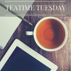 It's #TeatimeTuesday! Go ahead, pour yourself a cup of #Rise as you start the day.