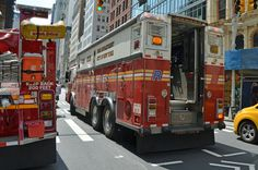 FDNY | Fire Department New York FDNY Rescue 1 running on spa… | Flickr