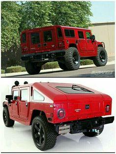 Brotherhood of red hummer Hummer H3, Hummer Truck, Hummer Cars, Jeep Truck, Pickup Trucks, Cool Trucks, Cool Cars, General Motors, Army Vehicles