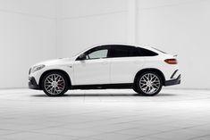 Brabus showt Mercedes GLE-klasse Coupé met 850Pk op IAA