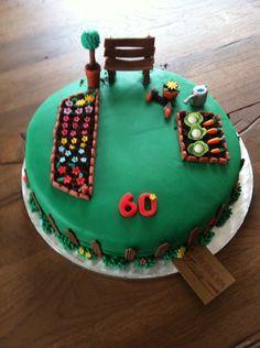 Garden cake / süßer Garten