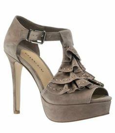 "Gianni Bini ""Aimee"" Platform Sandals | Dillards.com I have these in blue/violet"