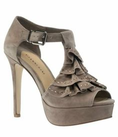 "Gianni Bini ""Aimee"" Platform Sandals 