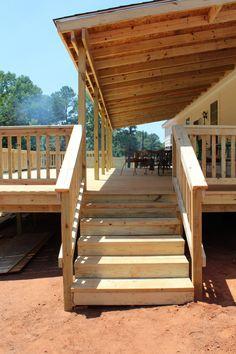 Ideas Pergola Patio Ideas Roof Porches For 2019 Pergola Patio, Patio Diy, Patio Roof, Backyard Patio, Patio Ideas, Pergola Ideas, Backyard Projects, Back Deck Ideas, Backyard Deck Ideas On A Budget