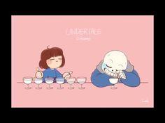 언더테일_Undertale animation_ ♬Memory - YouTube