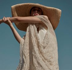 """Your outfit must be above all an art of change"" _______________________ Greek Fashion, Minimal Fashion, Fashion Lookbook, Fashion Spring, Veils, Panama Hat, Ss, Editorial, Change"
