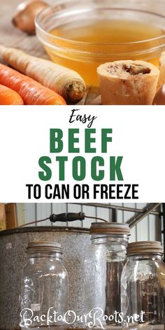 Beef Bone Broth is nutritious and delicious! Broth is a cornerstone in a traditional food kitchen for soups, stews, and gravies. Let's learn how to make it!