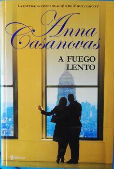 ANNA CASANOVAS - VARIOS LIBROS