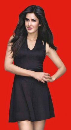 Katrina Kaif in a black skater dress - 50853 - SeenIt Most Beautiful Bollywood Actress, Bollywood Actress Hot, Beautiful Indian Actress, Bollywood Fashion, Hindi Actress, Beautiful Actresses, Katrina Kaif Hot Pics, Katrina Kaif Images, Katrina Kaif Photo