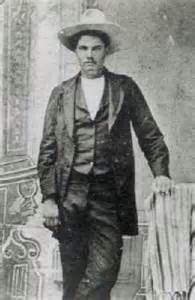 John Wesley Hardin (1853 – 1895), American outlaw, gunfighter, and controversial folk icon of the Old West.  When he was finally captured and sent to prison in 1878, Hardin claimed to have already killed 42 men. Released in 1894. In Aug 1895, Hardin was shot to death by John Selman, Sr. in an El Paso saloon.