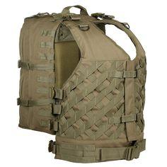 Voodoo Tactical Vanguard VestPack, Combines Backpack with Tactical Vest Voodoo Tactical, Tactical Wear, Tactical Backpack, Tactical Clothing, Tactical Survival, Survival Gear, Black Tactical Vest, Survival Items, Survival Quotes