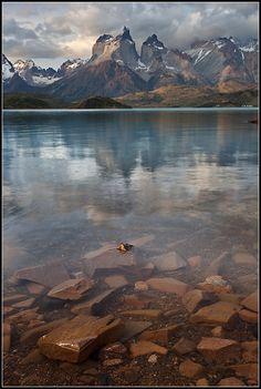 Cuernos del Paine, Puerto Natales, Chile by jernej