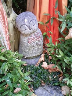 Jizo Honor The Waterbabies.