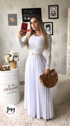 Shop sexy club dresses, jeans, shoes, bodysuits, skirts and more. Modest Dresses, Modest Outfits, Skirt Outfits, Modest Fashion, Cute Dresses, Prom Dresses, Fashion Outfits, Formal Dresses, The Dress