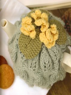 ❄Knit Tea Cosies, Mug Hug Snugs and Cuppa Cosies. .