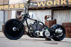 Welcome to Barnett Harley-Davidson Harley Bobber, Bobber Motorcycle, Bobber Chopper, Motorcycle Design, Honda Bobber, Bike Design, Custom Harleys, Custom Motorcycles, Custom Bikes