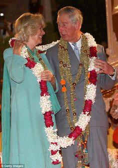 Camilla, Duchess of Cornwall and Prince Charles, Prince of Wales