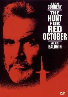 The Hunt for Red October (1990) movie #poster, #tshirt, #mousepad, #movieposters2