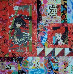 Tea and Bickies Seven Years Old, Anime Princess, Tea, Quilts, Thoughts, Blanket, Drawings, Pattern, Color
