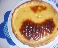 Receita Tarte pastel de nata por Shotinha - Categoria da receita Sobremesas