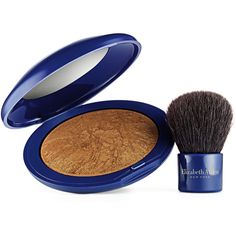Elizabeth Arden Pure Finish Bronzing Powder ($40) ❤ liked on Polyvore featuring beauty products, makeup, cheek makeup, cheek bronzer, beauty, filler, elizabeth arden and elizabeth arden bronzing powder