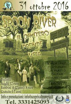 Spoon River il Cimitero prende Vita  a Pezzaze