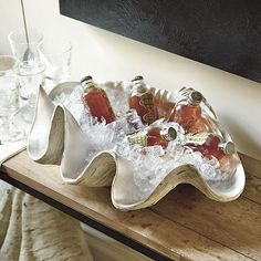 Giant Clam Shell - Ballard Designs