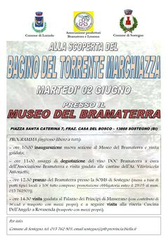 Bacino del torrente Marchiazza