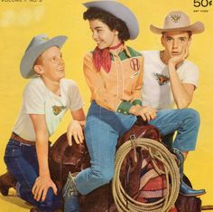 Meet the Mouseketeers - every boy had a crush on Annette Funicello!  Spin and Marty!  I ran home from school everyday to catch this part of the MMC!