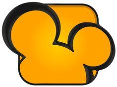 Disney Channel Logo Template by JJK100