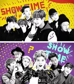 Two years with this 12 miracles! Every episode from their showtime made me laugh and taught me something new! Yehet, Nothing is mt style, Gee Gee Geee baby baby!:)))