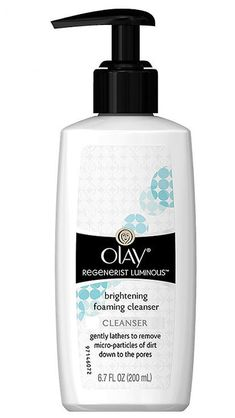 Beauty Awards 2015: The Best Drugstore Skincare Products | People - best face wash: Olay brightening foaming cleanser