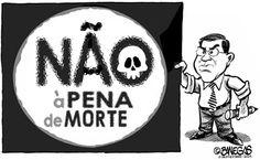 Por Dentro... em Rosa: Pena de morte, a barbárie estatal