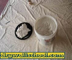 EVERYTHING ABOUT DRYWALL JOINT COMPOUND (MUD) Drywall Texture, Drywall Repair, Mud, Stairs, Stairway, Staircases, Ladders