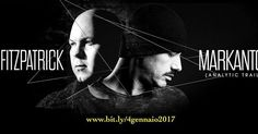 Alan FitzpatrickMarkantonio 4 Febbraio Spazio900  PREVENDITE ONLINE  http://www.bit.ly/4febbraio2017 http://ift.tt/2kS1hMF - http://ift.tt/1HQJd81