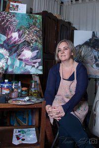 27 of 52 - Brönwyn Portraits, Projects, Painting, Art, Log Projects, Art Background, Blue Prints, Head Shots, Painting Art