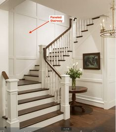 Stairway Gallery, Staircase Design, Stairways, Traditional Design, Living Room, Garage Conversions, House, Barbie, Home Decor