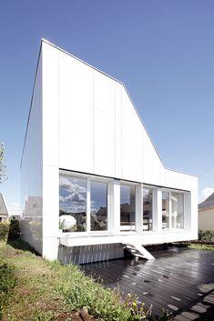Galería de Villa Flying Box / 2A Design - 5