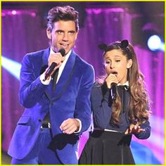 Ariana Grande & Mika: 'Popular Song' Performance on DWTS