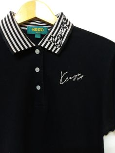 947c82d5 🔥Buy It Now Before Remove‼ 🔥 KENZO GOLF JAPAN SHORT SLEEVE POLO SHIRT  EMBROIDERY ON THE FRONT
