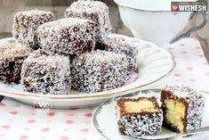 Aussie Lamington- Chocolate Coconut Cake