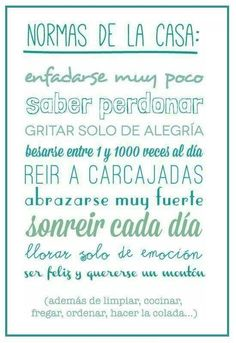 Normas de la Casa - Imagenes Educativas Brazil News, Romantic Words, House Rules, English Vocabulary, Quotes For Kids, Design Quotes, Kids Decor, Facebook Sign Up, Funny Kids