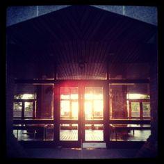 #lights #door